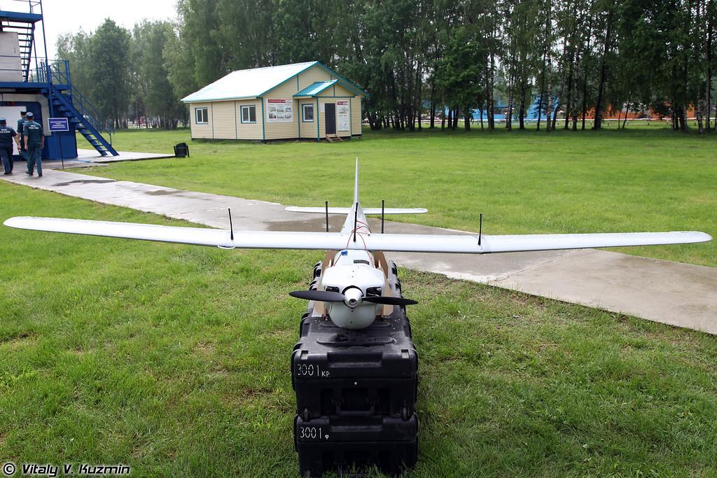 БПЛА Орлан-30 (Orlan-30 UAV)