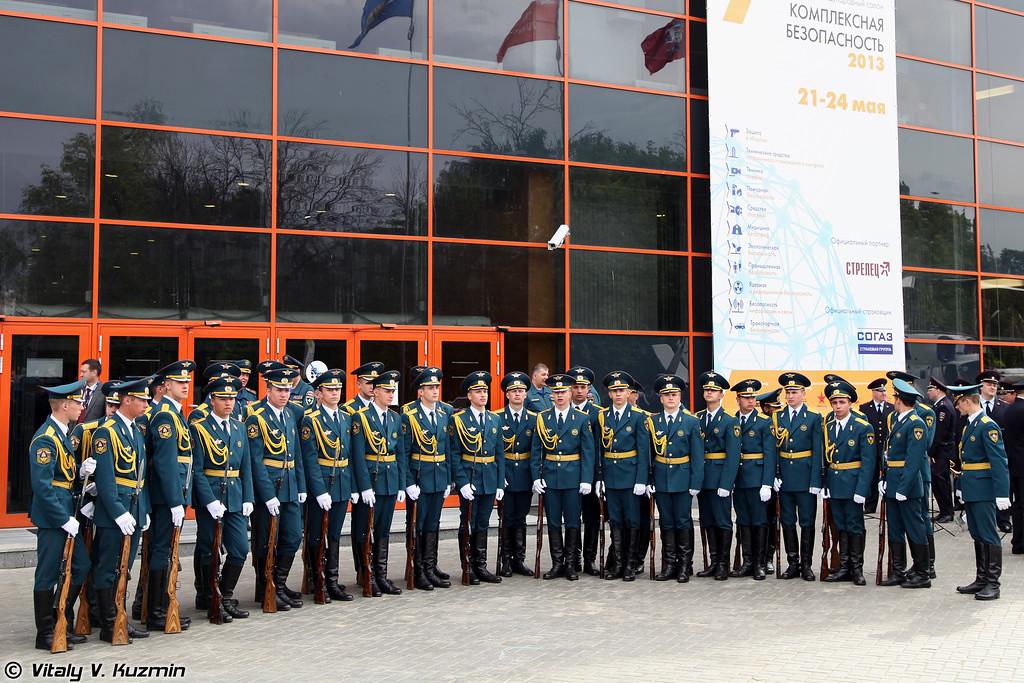 Рота почетного караула (Honour Guards)