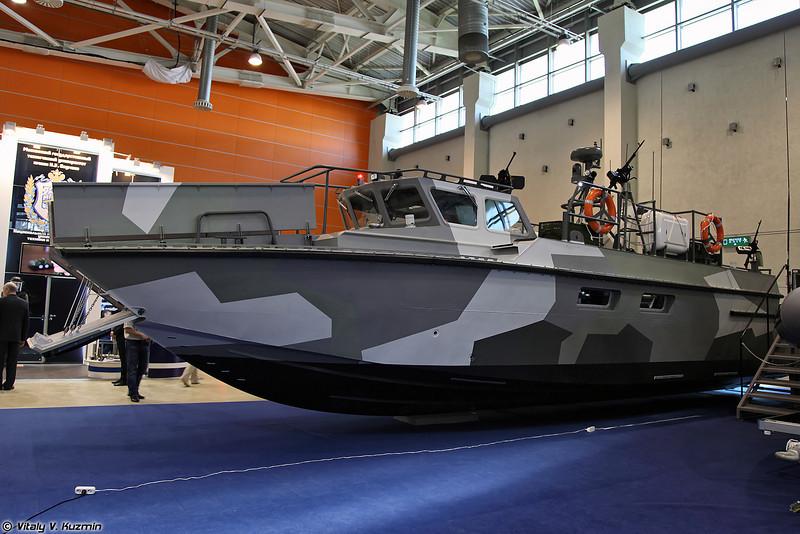 Скоростной десантный катер БК16 (BK-16 landing boat)