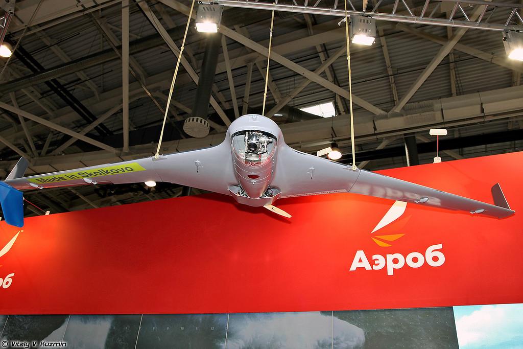 БПЛА Aerob 4D (Aerob 4d UAV)