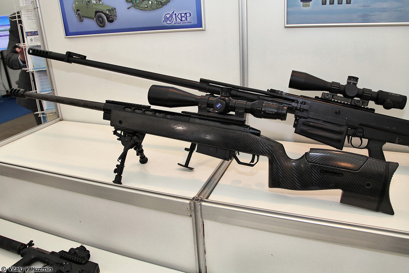 Винтовка МЦ-116Р. (MTs-116R rifle.)