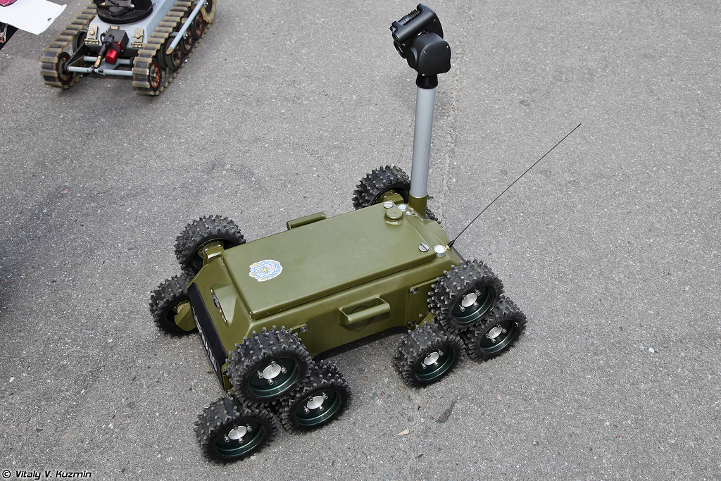 Робототехнический комплекс Торнадо (Tornado robot)