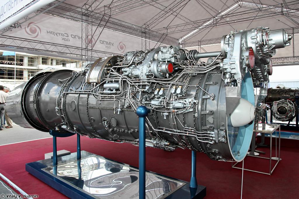 Двигатель АЛ-31Ф серии 42 (AL-31F series 42 engine)