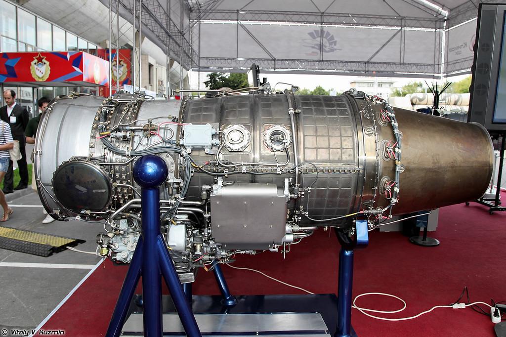 Двигатель АИ-222-25 для Як-130 (AI-222-25 engine for Yak-130)