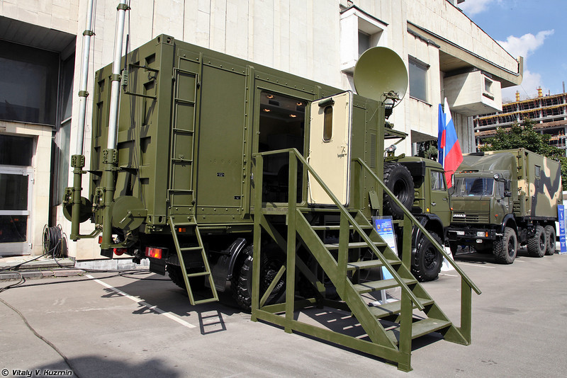 Унифицированный мультирадарный комплекс съема радиолокационной информации ВИП-117М3. (Unified radar data operation module VIP-117M3.)