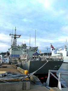 HMAS Newcastle