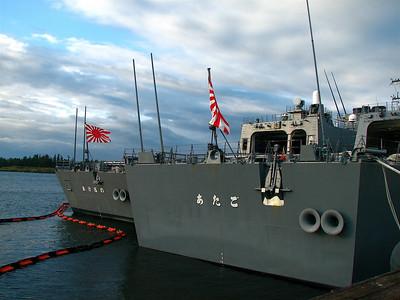 Japanese ships