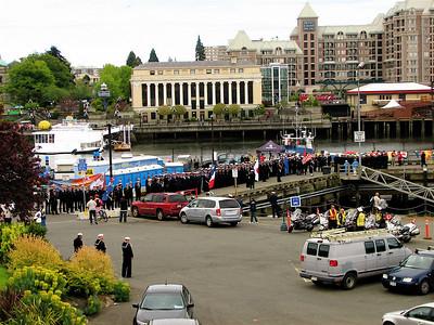 International Fleet Review 2010 Day 3