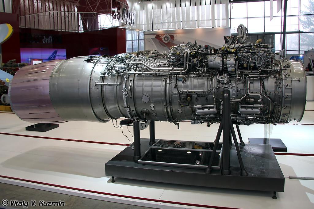 РД-33МК для МиГ-29К и МиГ-35 (RD-33MK for MiG-29K and MiG-35)