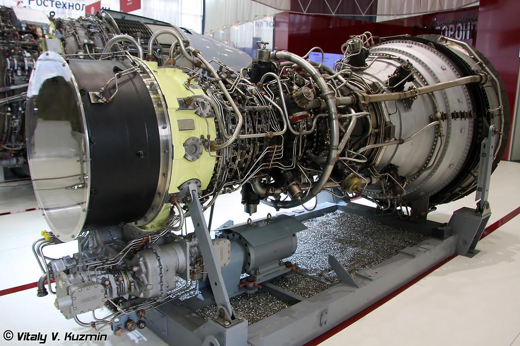 Газотурбинный двигатель ПС-90ЭУ-16А для газотурбинных электростанций (PS-90EU-16A engine for gas-turbine electro stations)