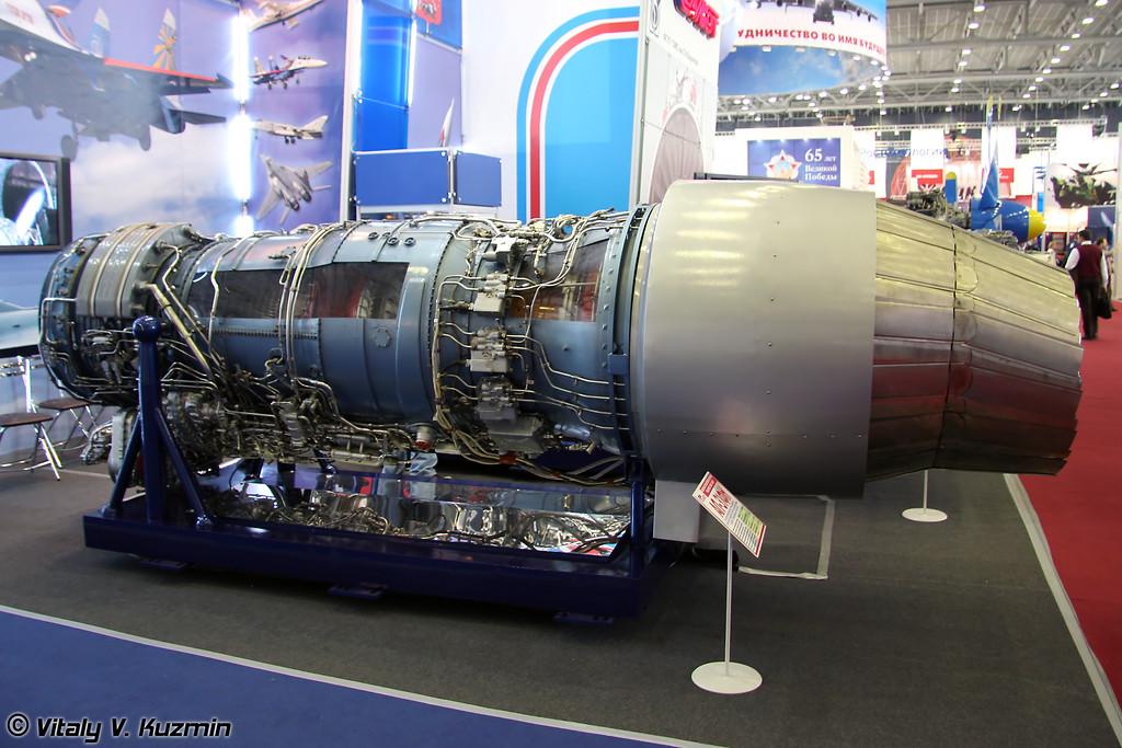 АЛ-31ФН (AL-31FN)