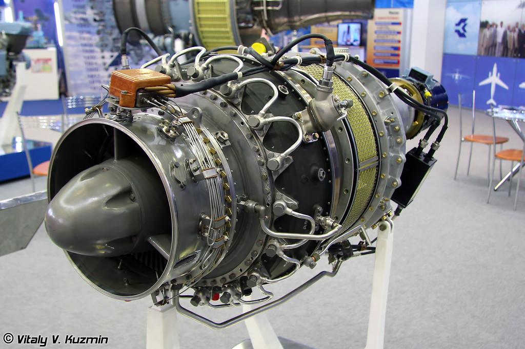 Вертолетный турбовальный двигатель МС-500В (MS-500V turboshaft engine for helicopters)