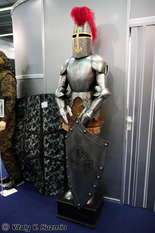 Стенд Армокома (Armocom armor)