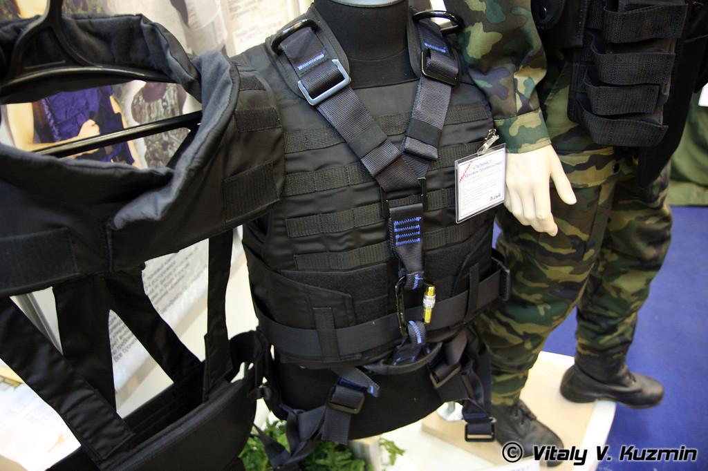 Штурмовой бронекомплект Альпинист (Assault armoured kit Alpinist)