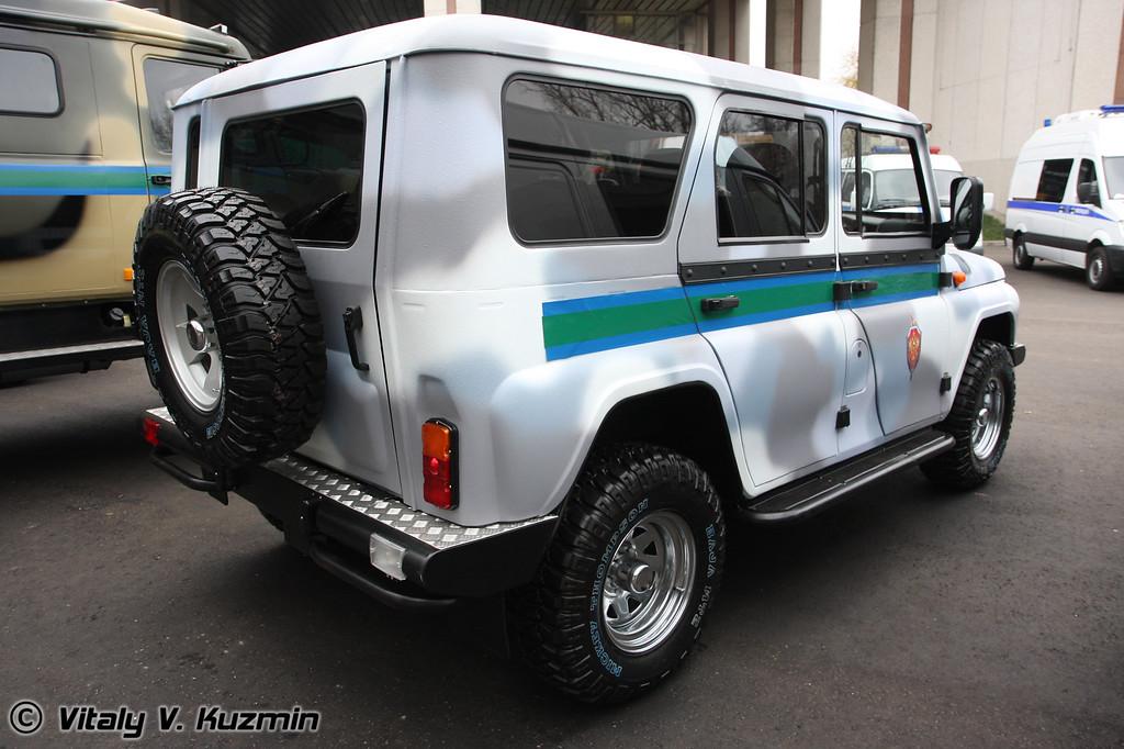 УАЗ-2966 Скорпион-2 (UAZ-2966 Scorpion-2)