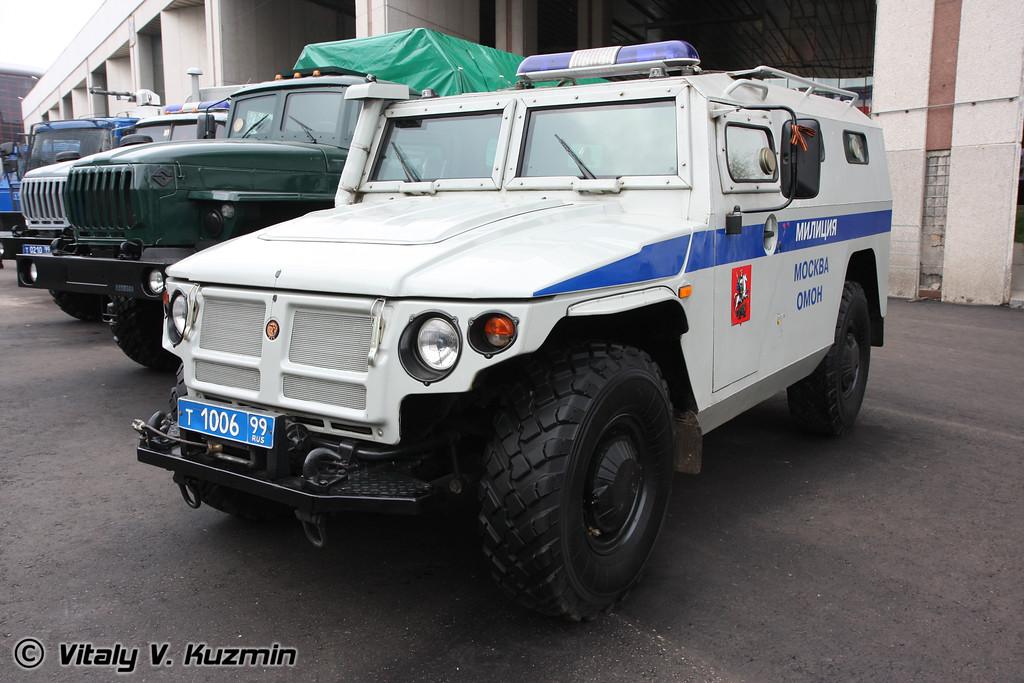 ГАЗ-233036 Тигр СПМ-2 (Tigr-233036 Tigr SPM-2)