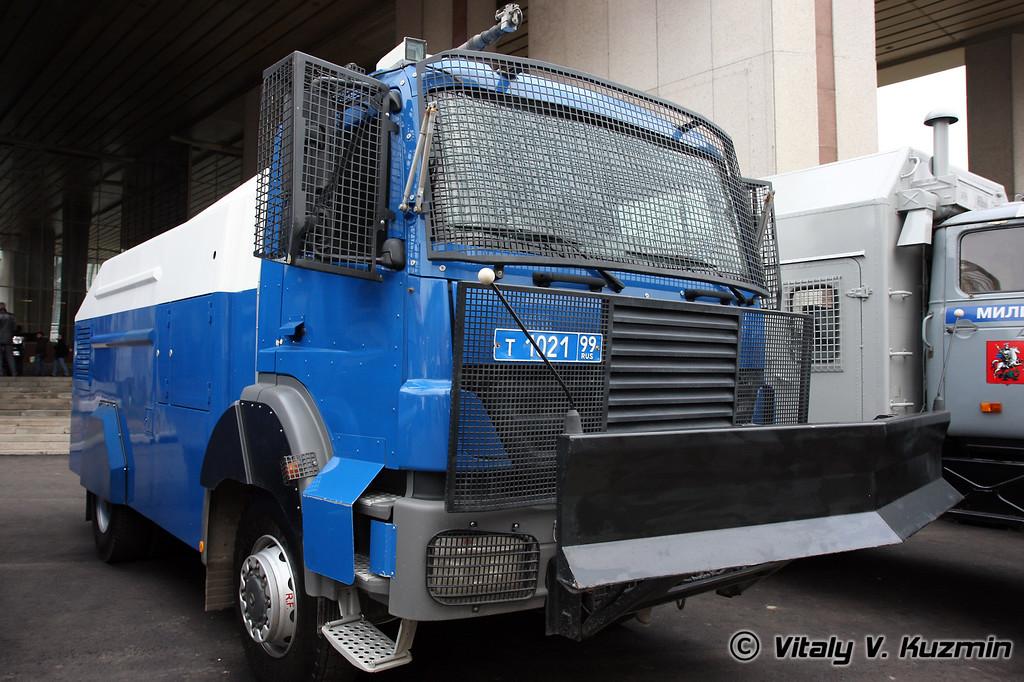 RCU 6000-1 RU MB Axor chassis