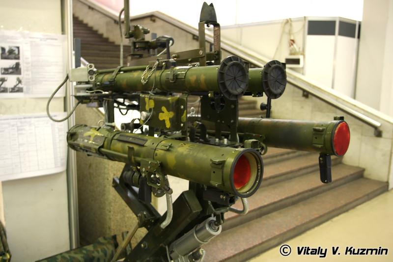 Многоцелевой Робототехнический Комплекс МРК-27БТ (Mobile robotic system MRK-27BT)