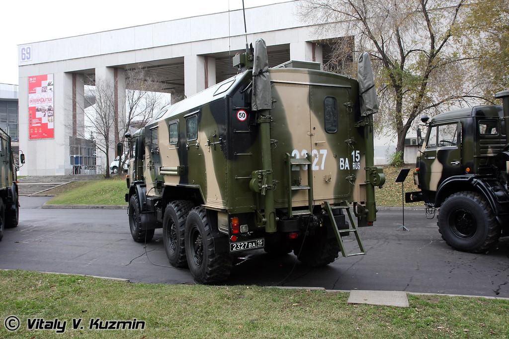 Радиостанция комбинированная Р-142НСА (Radiostation R-142NSA)