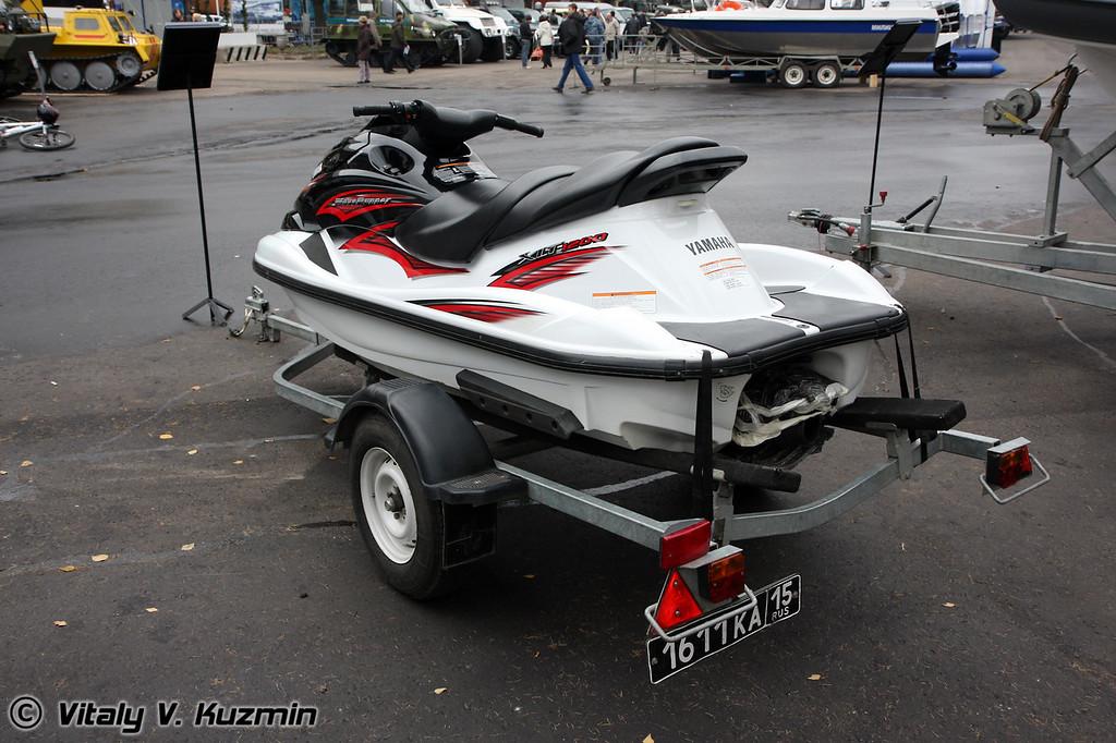 Yamaha LXT-1200
