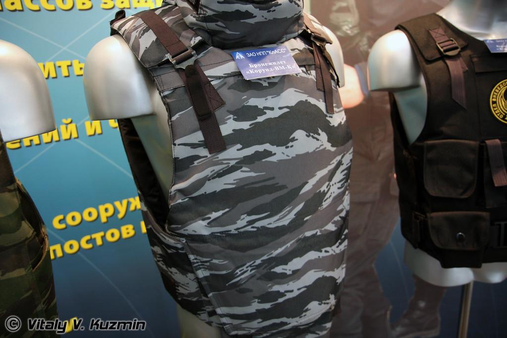 Корунд-ВМ-К (Korund-VM-K vest)
