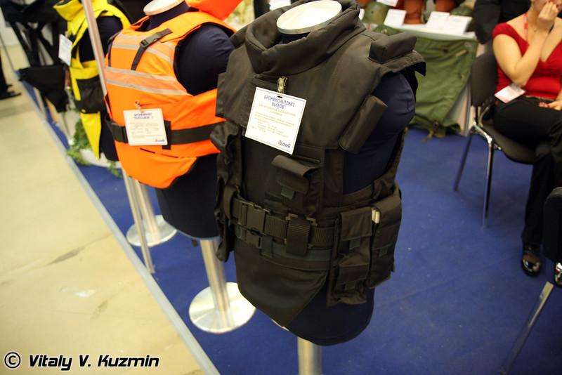 Бронекомплект Вызов (Armoured kit Vizov)