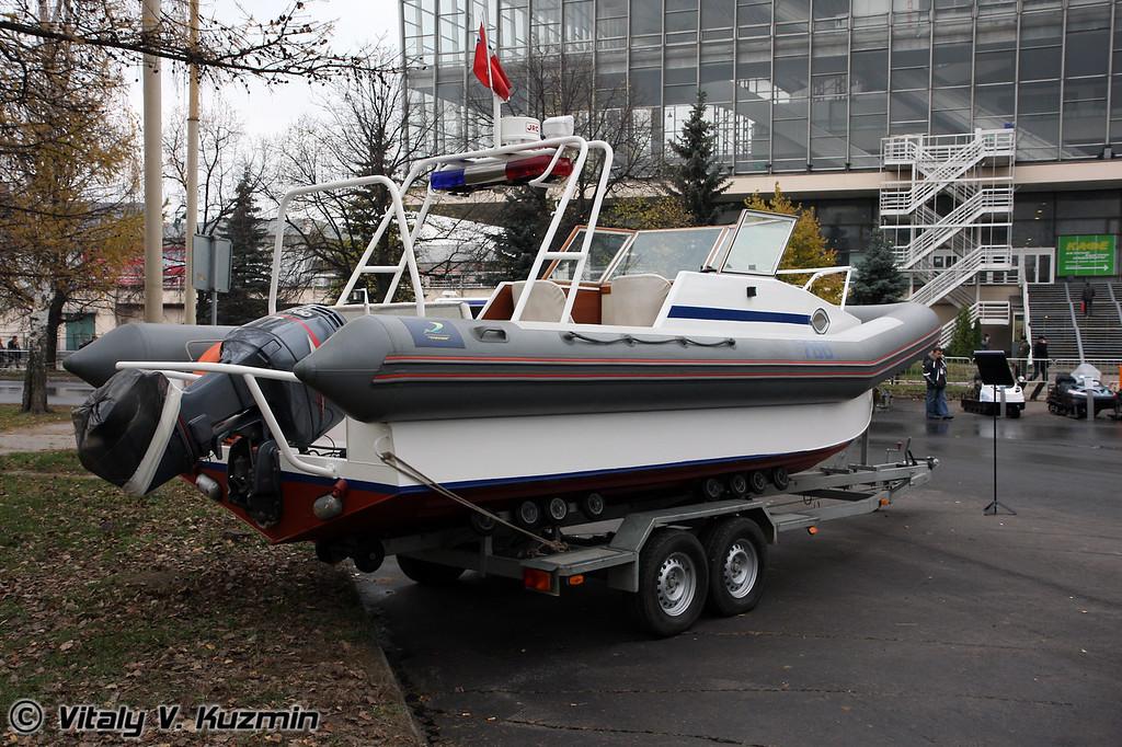 Сторожевой катер Стриж-3 (Patrol boat Strizh-3)