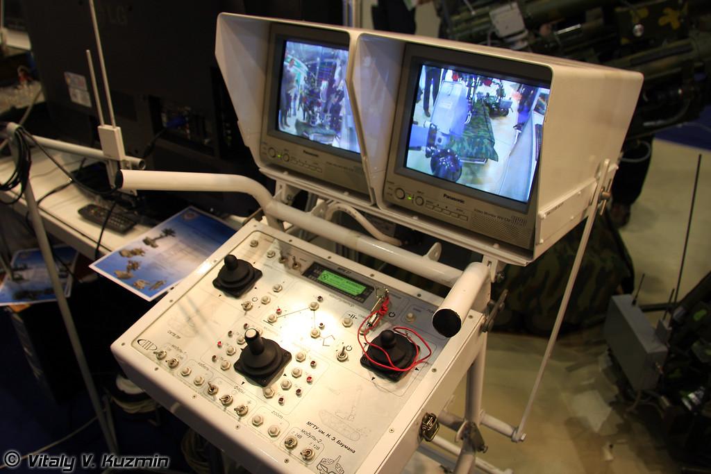 Пульты управления (Control devices)