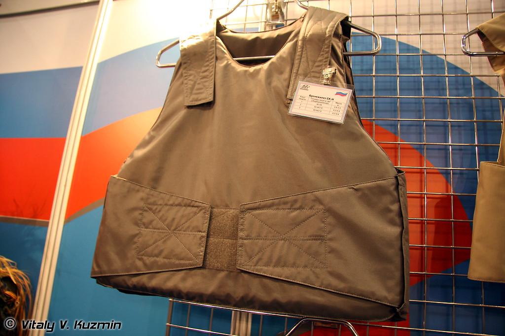 Бронежилет СК-Н (SK-N bulletproof vest)