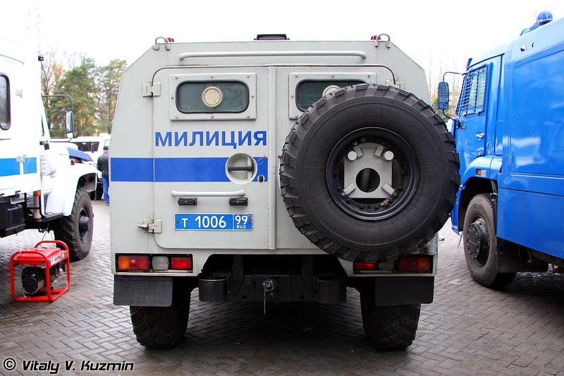СПМ-2 Альфа-ВВ (SPM-2 Alfa-VV)
