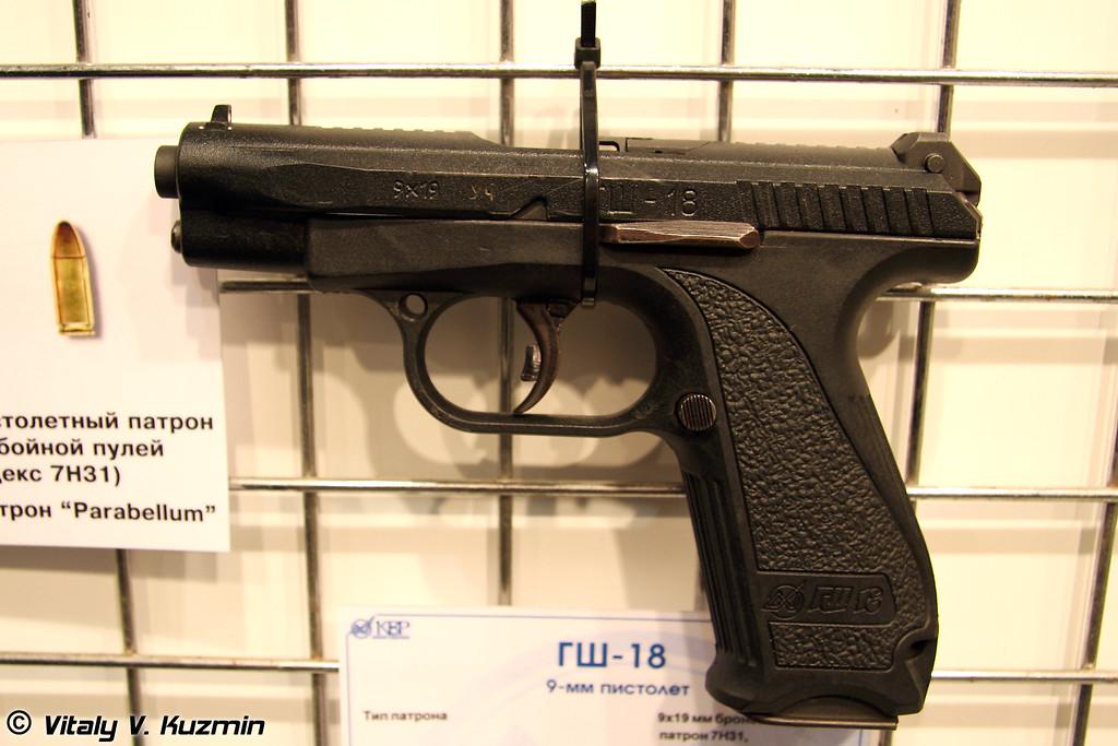 ГШ-18 (GSh-18)