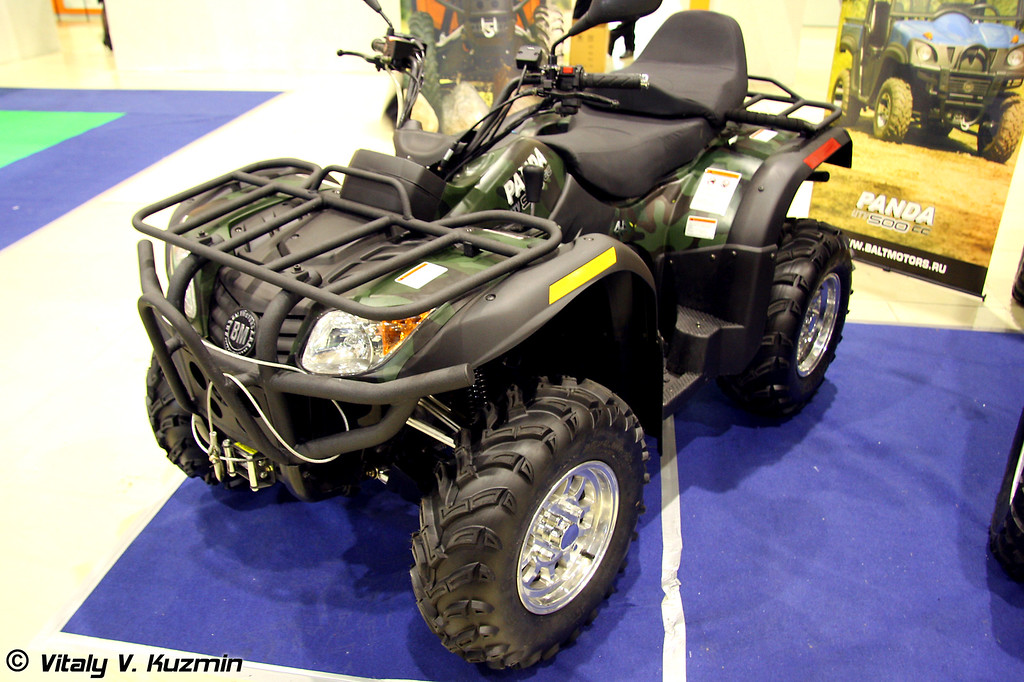 PANDA ATV 500