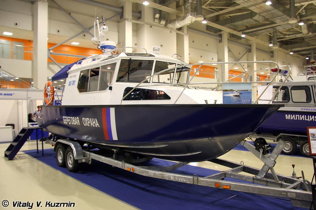 КС-701 (KS-701 boat)