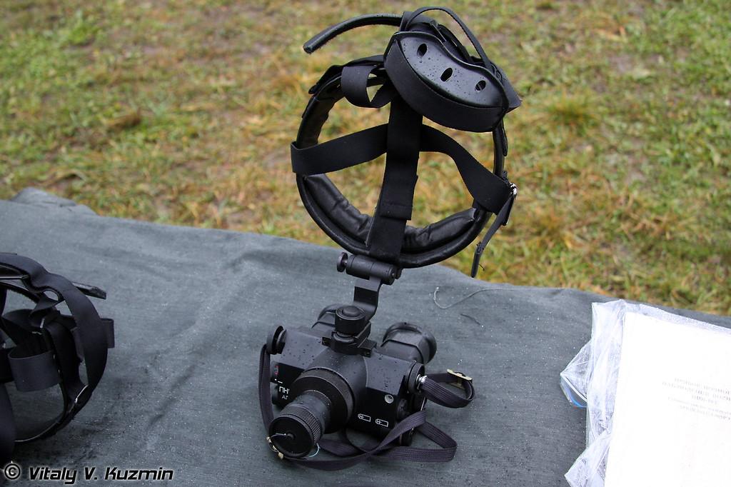 Очки ночного видения Альфа-1033 (Alfa-1033 night vision goggles)