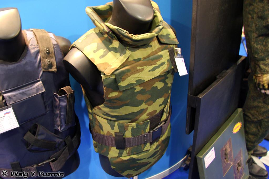 Бронежилет СК-М (SK-M bulletproof vest)