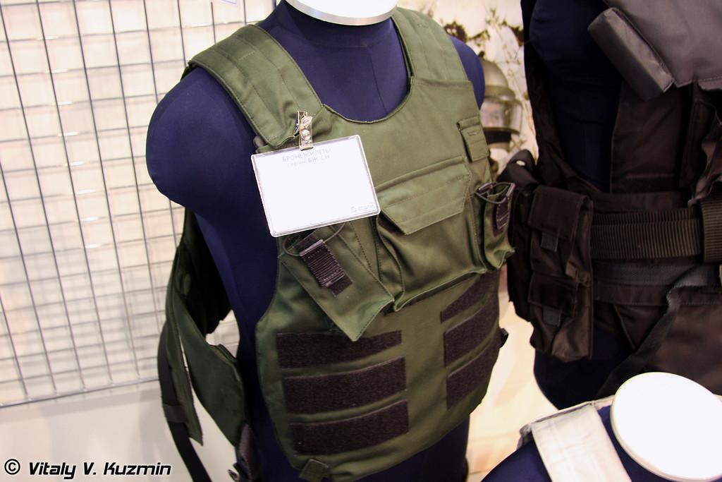 Бронежилет БЖ-СН (BZh-SN bulletproof vest)