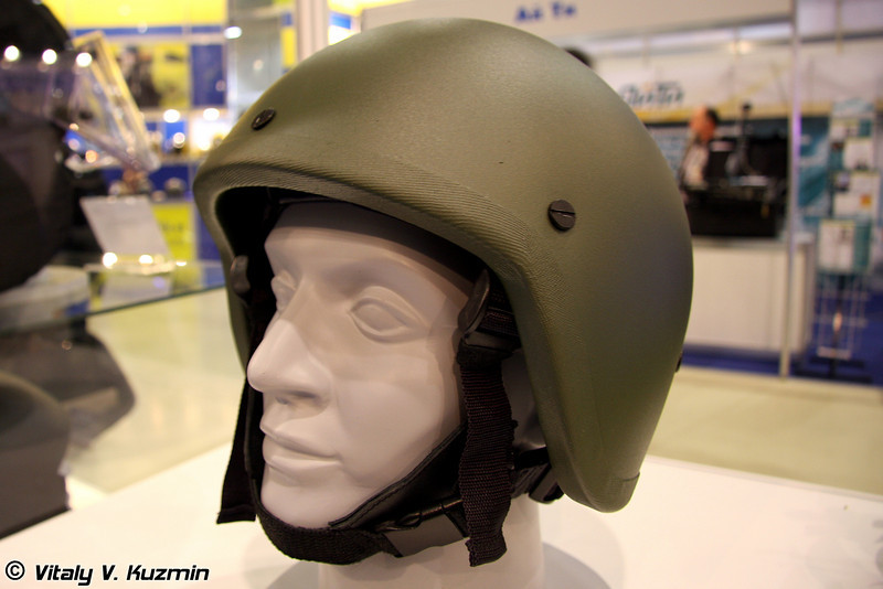 Шлем Скат-2ДТ (Skat-2DT helmet)