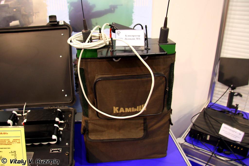 Блокиратор Камыш-М4 (Kamish-M4 jammer)