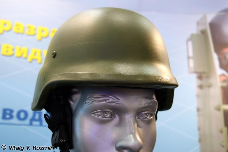 Керамический защитный шлем без названия 3 класс защиты (Ceramic protective helmet 3 class protection without the name)