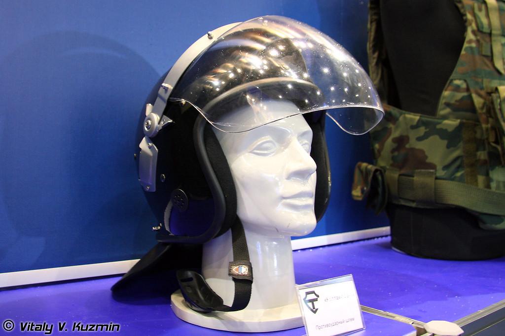 Шлем Колпак-1СБ-1 (Kolpak-1SB-1 helmet)