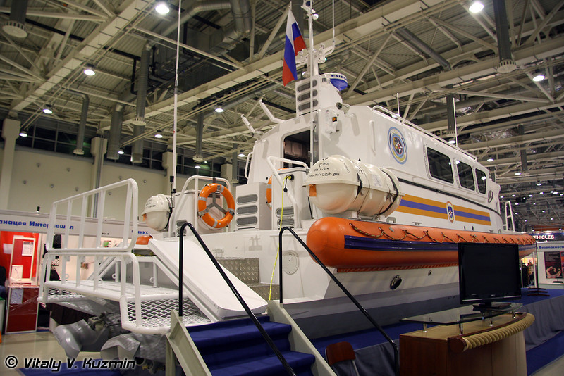 Проект РСВ 12М Лидер от ПКБ Еврояхтинг (Project of RSV 12M Lider boat)