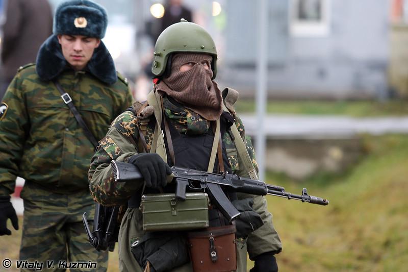 Военнослужащий ОДОН (ODON soldier)