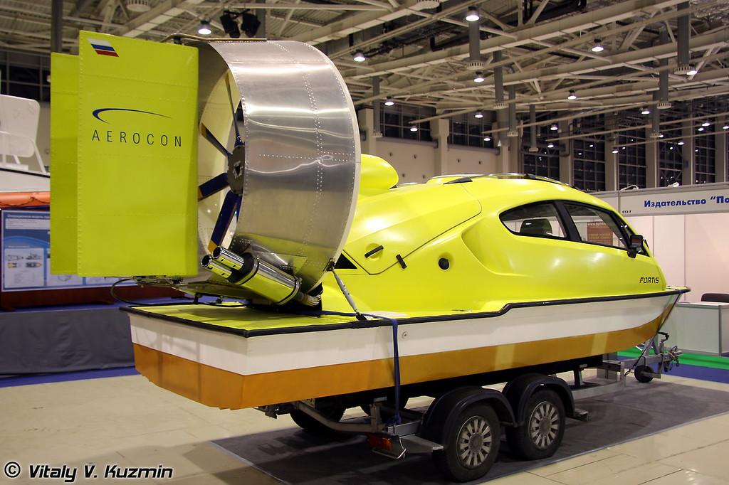 Аэроджип FORTIS (Aero vehicle FORTIS)