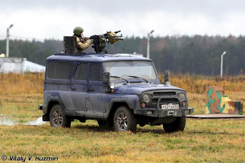 УАЗ-3132 Гусар (UAZ-3132 Gusar)
