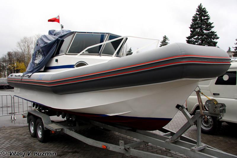 Скоростной сторожевой катер Стриж-4 (Strizh-4 boat)
