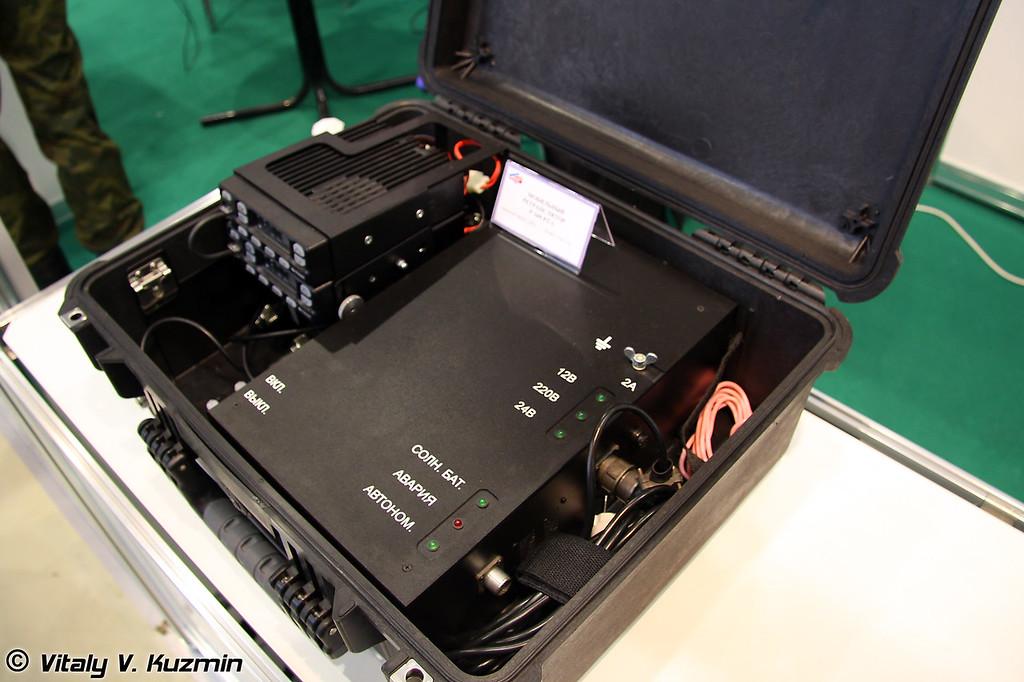 Мобильный ретранслятор Р-169-РТ-1 (Mobile retransmitter R-169-RT-1)