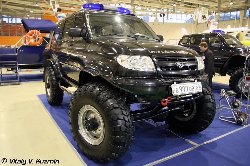 Ермак (Ermak all-terrain vehicle)
