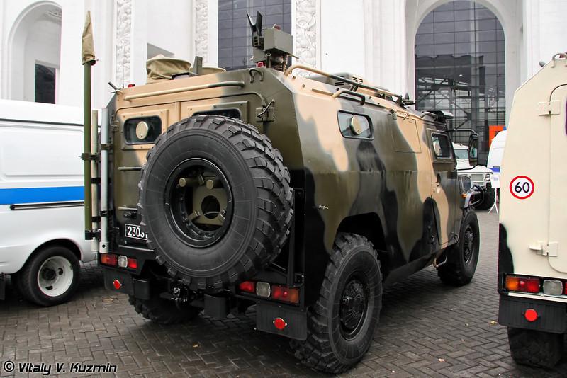 Командно-штабная машина Р-145 БМА (R-145 BMA command vehicle)