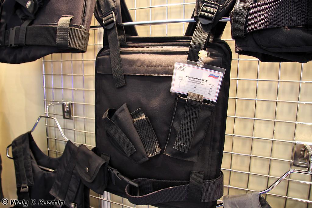 Бронежилет СК-Д (SK-D bulletproof vest)