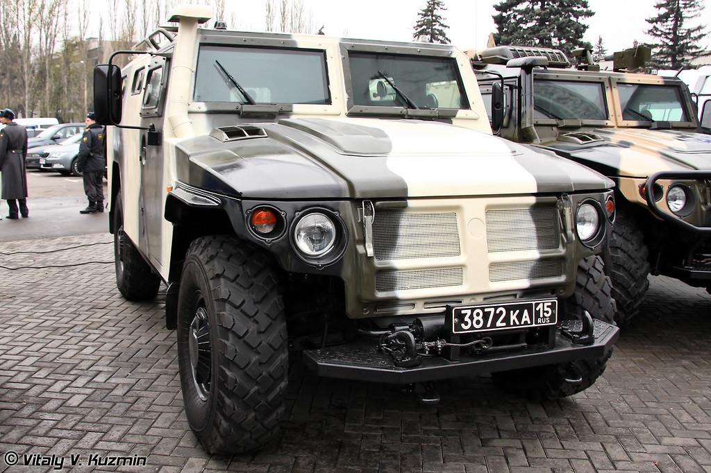 ГАЗ-233036 Тигр (GAZ-233036 Tigr)